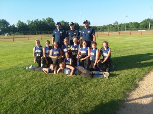 2019 12U CO CHAMPION SARTELL SWARM